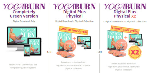 has anyone tried yoga burn